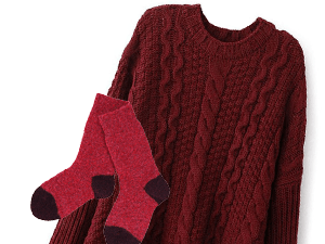 stokin dan sweater