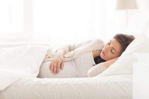 tips ibu mengandung tidur lena