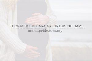 tips memilih pakaian untuk ibu hamil